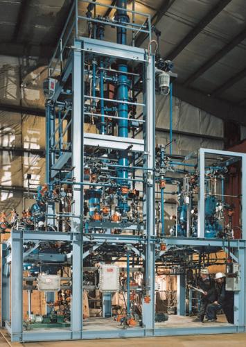 环保工程-废酸废气处理等