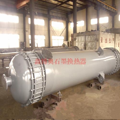 专利型组合列管式石墨换热器