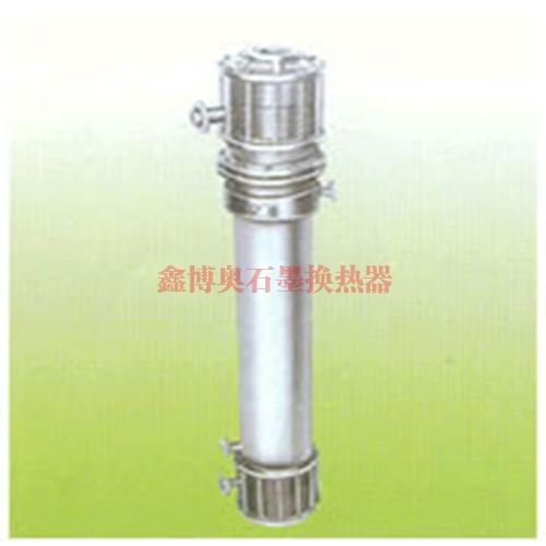 浮头列管式石墨降膜吸收器