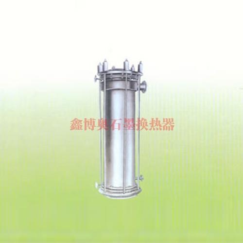 YKB圆孔式石墨换热器