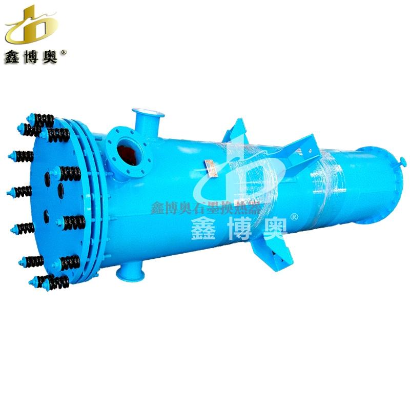 石墨硫酸稀释冷却器SLXQ