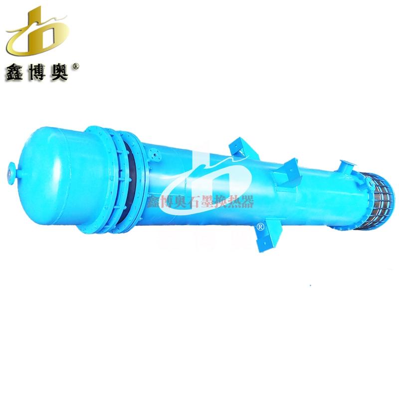 专利型组和列管式石墨换热器