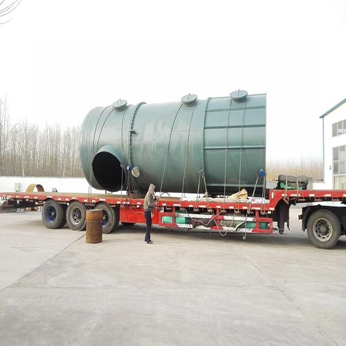 半水煤气冷却器2