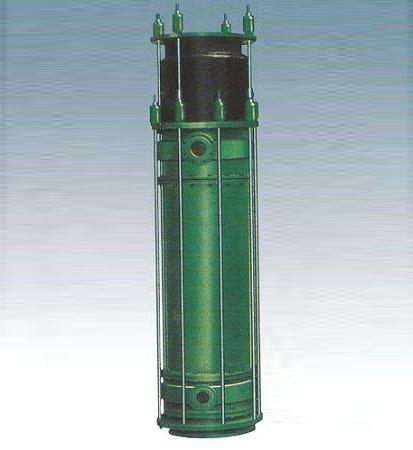 YKCH 型石墨硫酸稀释冷却器