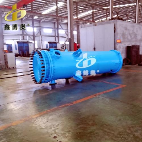 冶炼专用石墨加热器热交换器