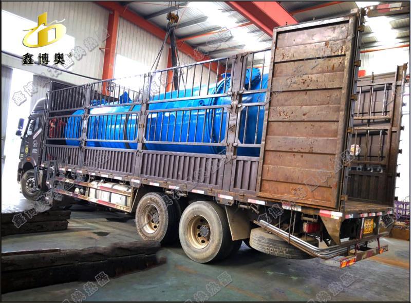 磷酸蒸发系统设备-鑫博奥石墨列管式蒸发器